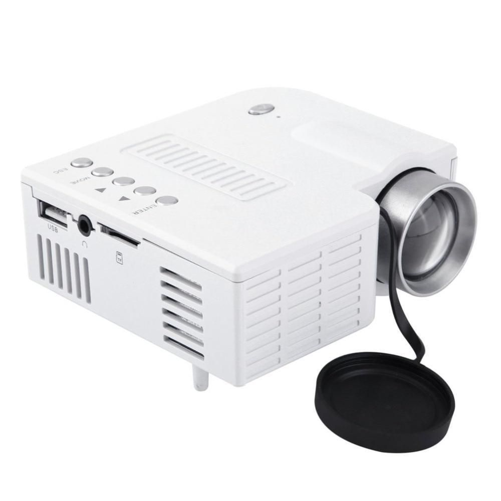 LED Projector LED Beamer Projector 1920x1080dpiKeystone Correction: Auto Correction Projection Distance: 0.4-2.5M Home Theater Projector: yes Type: Mini Use: Home Portable: No Optical Resolution: 1920x1080dpi Screen Scale: 4:3/16:9 Projection Technology: LED Light Source: Led Light Plug Type: EU Plug,US Plug,AU Plug Power: 20W Lamp Life: 20000 hours Power in: 12V-5.1A Input: USB/TF/HDMI/AV(3 in 1)
