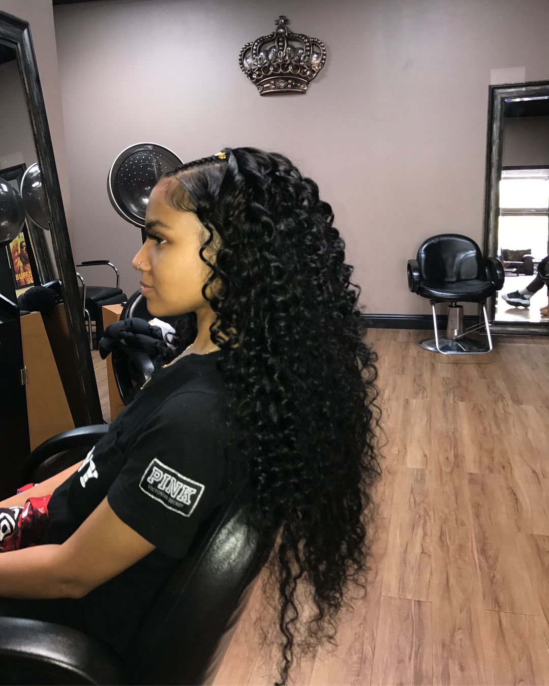 Official lee hairfits pinterest black girls hairstyles