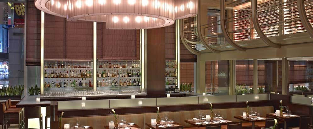 Aureole American 135 West 42nd Street One Bryant Park Nyc