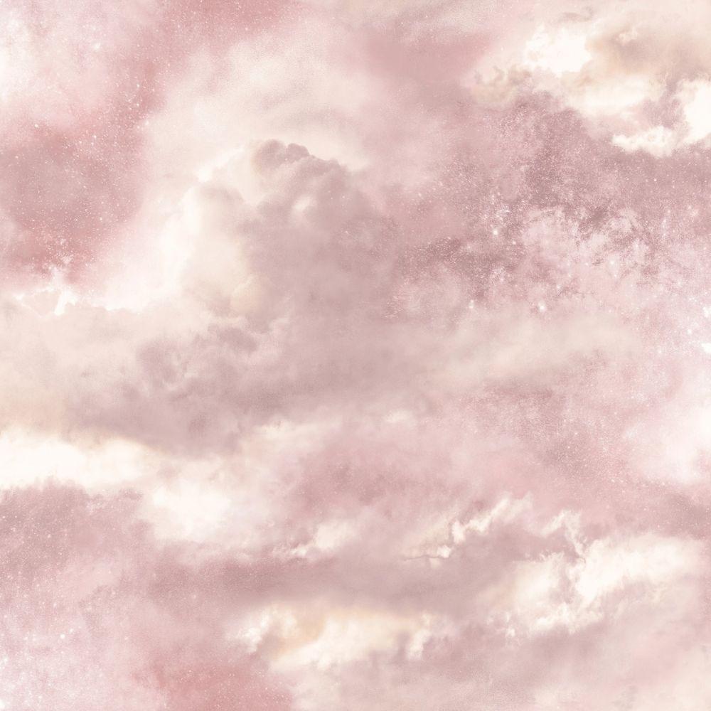 Diamond Galaxy Cloud Wallpaper Blush Pink Arthouse 260006 Galaxy Wallpaper Soyut Suluboya Soyut Cicek Resimleri
