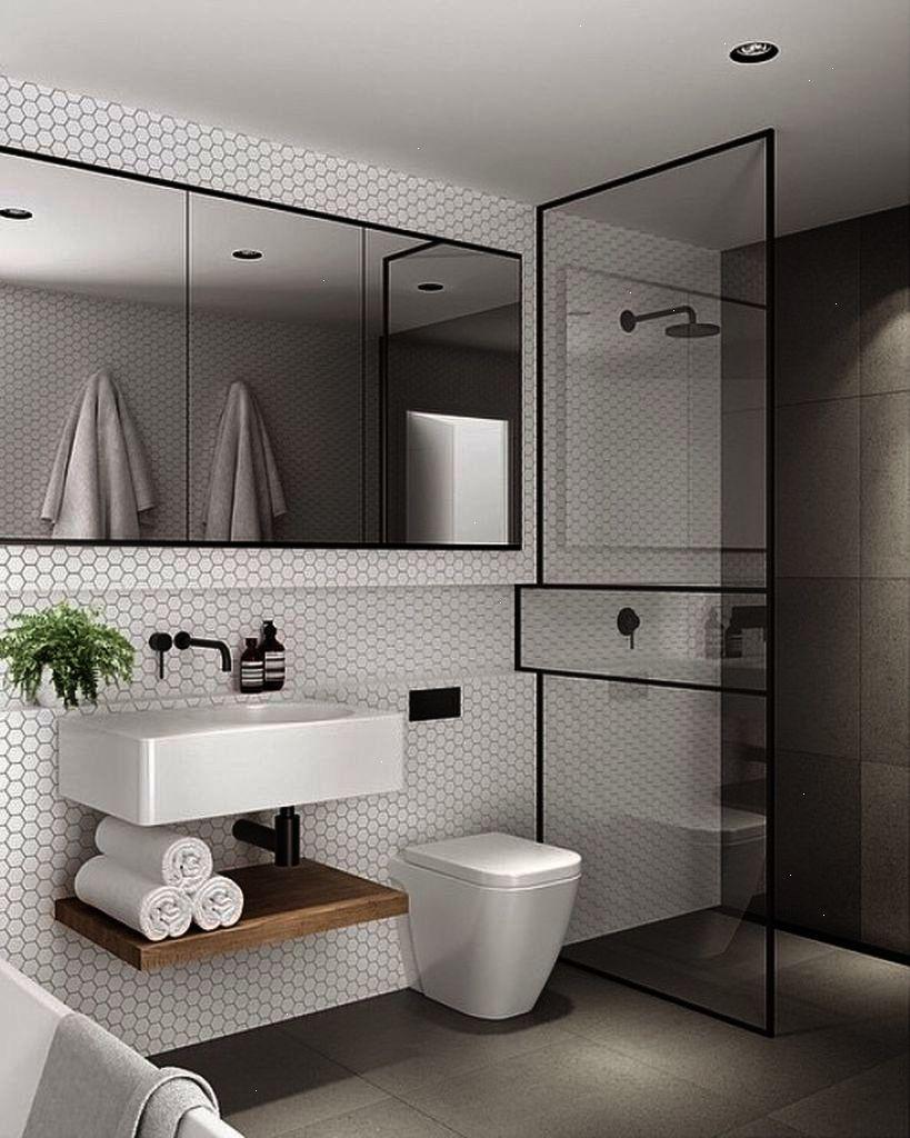 50 Elegant Modern Bathroom Design Ideas 10 Avec Images Salle