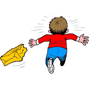 Cartoon Boy Running Away Download Png Download Eps Download Zip Email Bookmark Report Running Cartoon Running Drawing Boy Drawing
