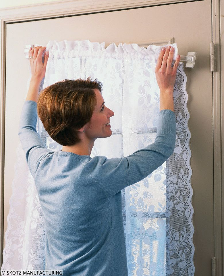 Miracle Rod Clear Free Shipping Curtain Rods Magnetic Curtain