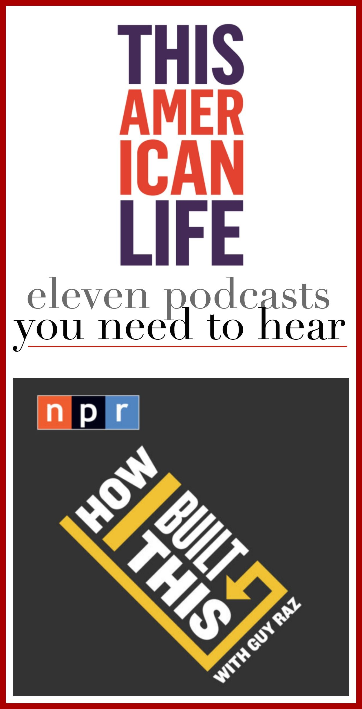 Best podcasts of all time
