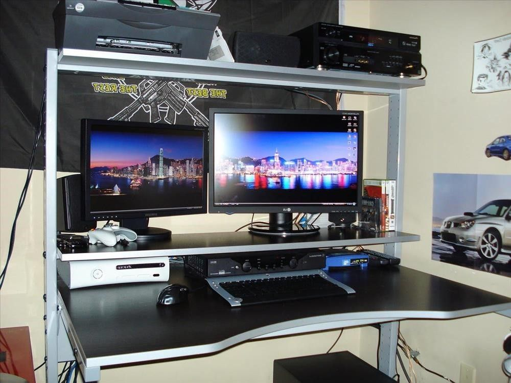 Best Corner Computer Desk Ideas For Your Home | Pinterest | Desks ...