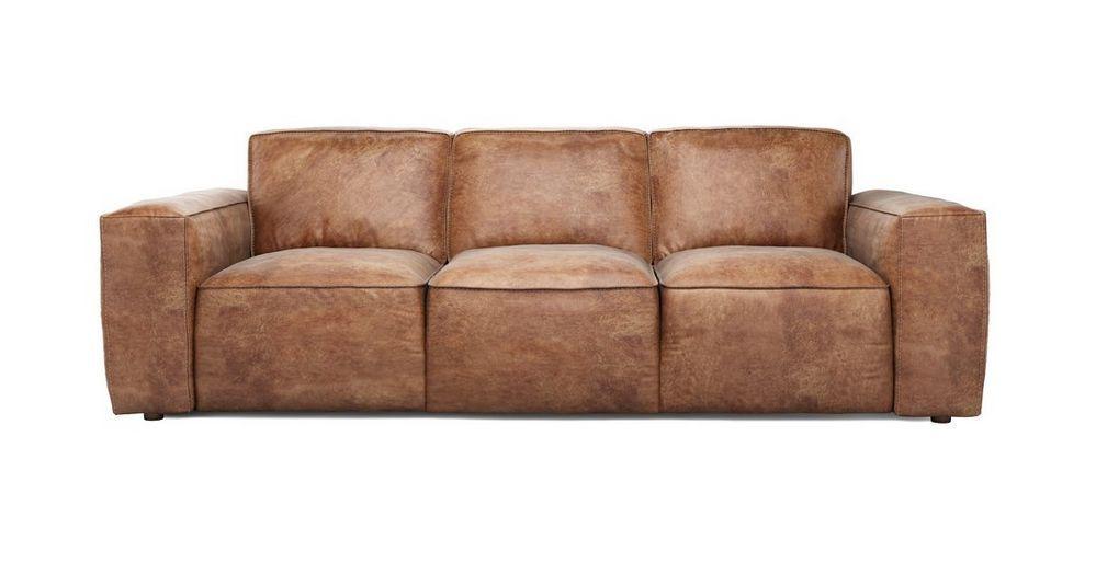 Tremendous 2000 Viera 3 Seater Sofa Grand Outback Dfs Leather Sofas Customarchery Wood Chair Design Ideas Customarcherynet