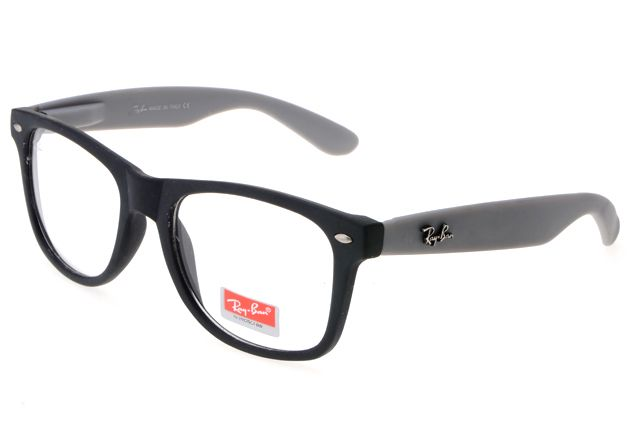 d81dab19d6a5ab Ray Ban Wayfarer Color Mix RB2140 Transparent Grey Sunglasses