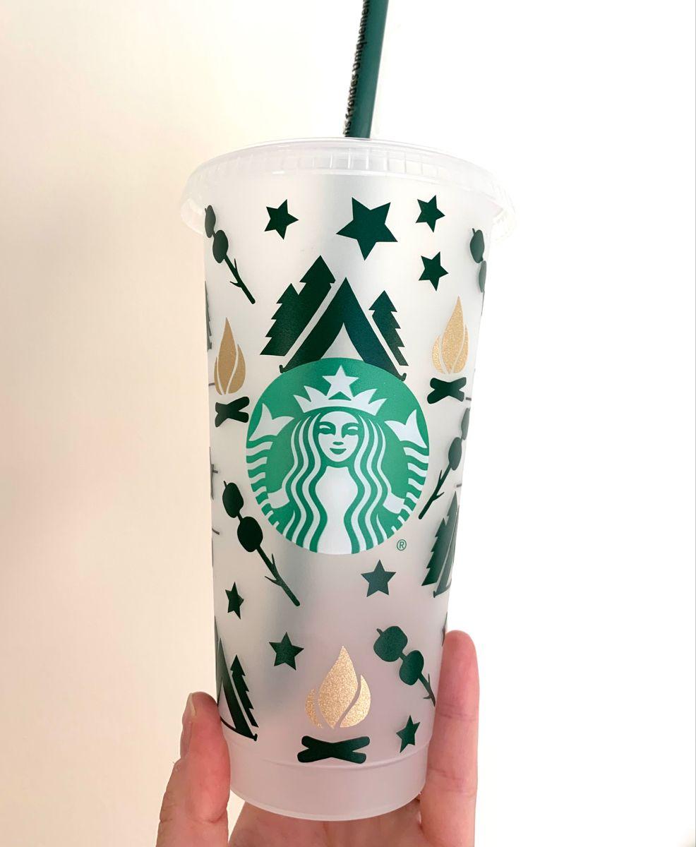 Pin On Starbucks Venti Cold Cup