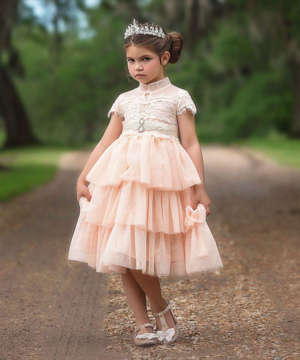 bbb3c7c6c5 Trish Scully Child Blush Carolina Dress - Infant