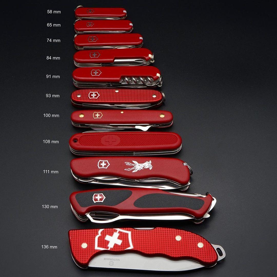 Pin auf Swiss Army Knife