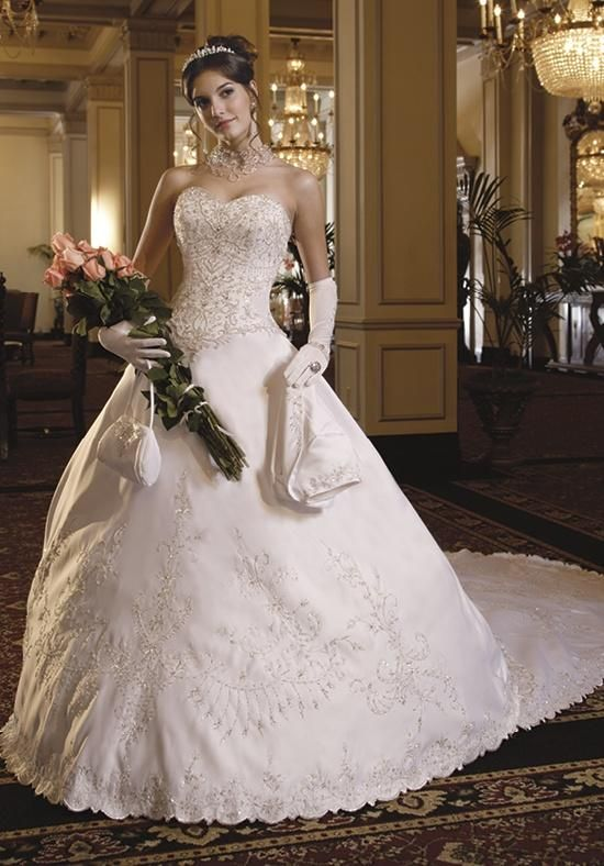 1 Wedding By Marys Bridal 5753 Wedding Dress Photo Wedding - Marys Wedding Dresses