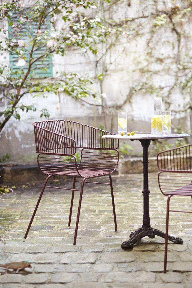 TRAME Chair by Amandine Chhor & Aissa Logerot