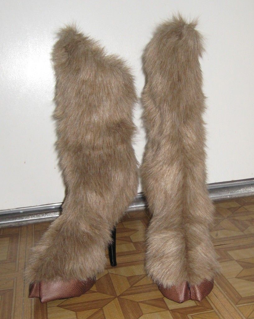 Insidious Clothing DIY Cloven Hoof Shoes omg yes yes yes ...