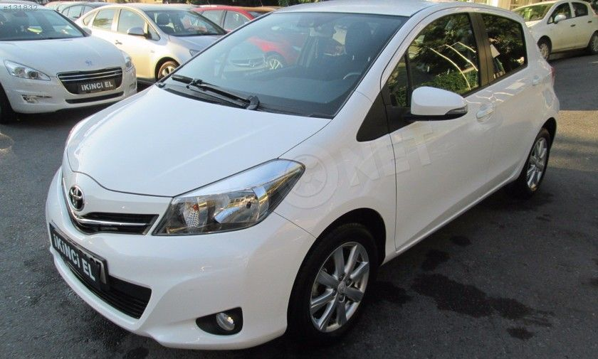 YARIS YARIS 1.33 FUN SPECIAL MULTIDRIVE S 2014 Toyota Yaris YARIS 1.33 FUN SPECIAL MULTIDRIVE S