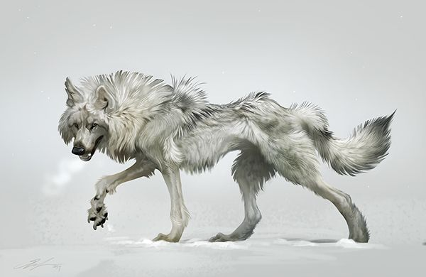 Animal sketches 2014 by Therese Larsson, via Behance