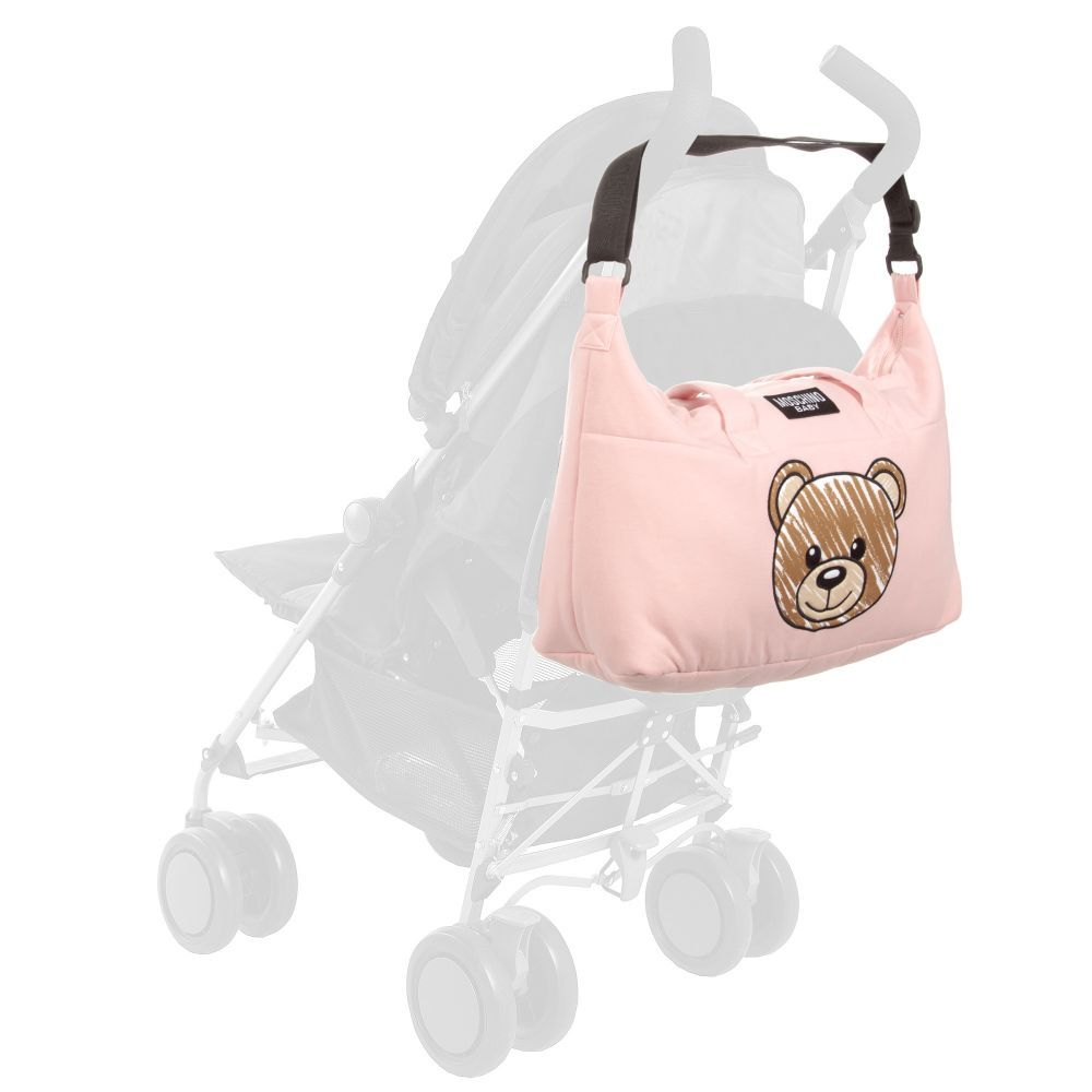 15892a40f1 Moschino Baby - Baby Changing Bag (54cm)     BAGS GIRLS BOYS   Baby ...