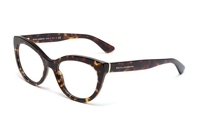 Dolce And Gabbana Black Eyeglass Frames : Dolce & Gabbana DG 3197 502 Havana Eyeglasses SPEC ...