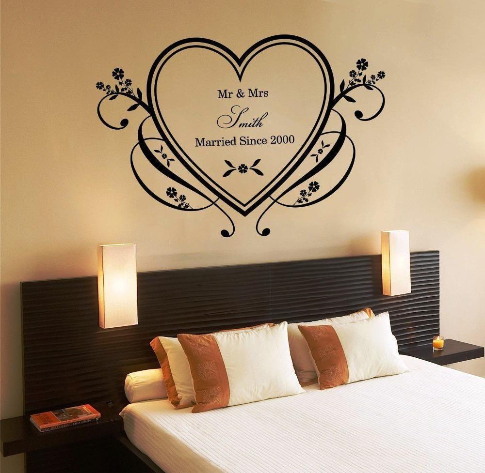 Wall decals for master bedrooms رسم pinterest master bedroom