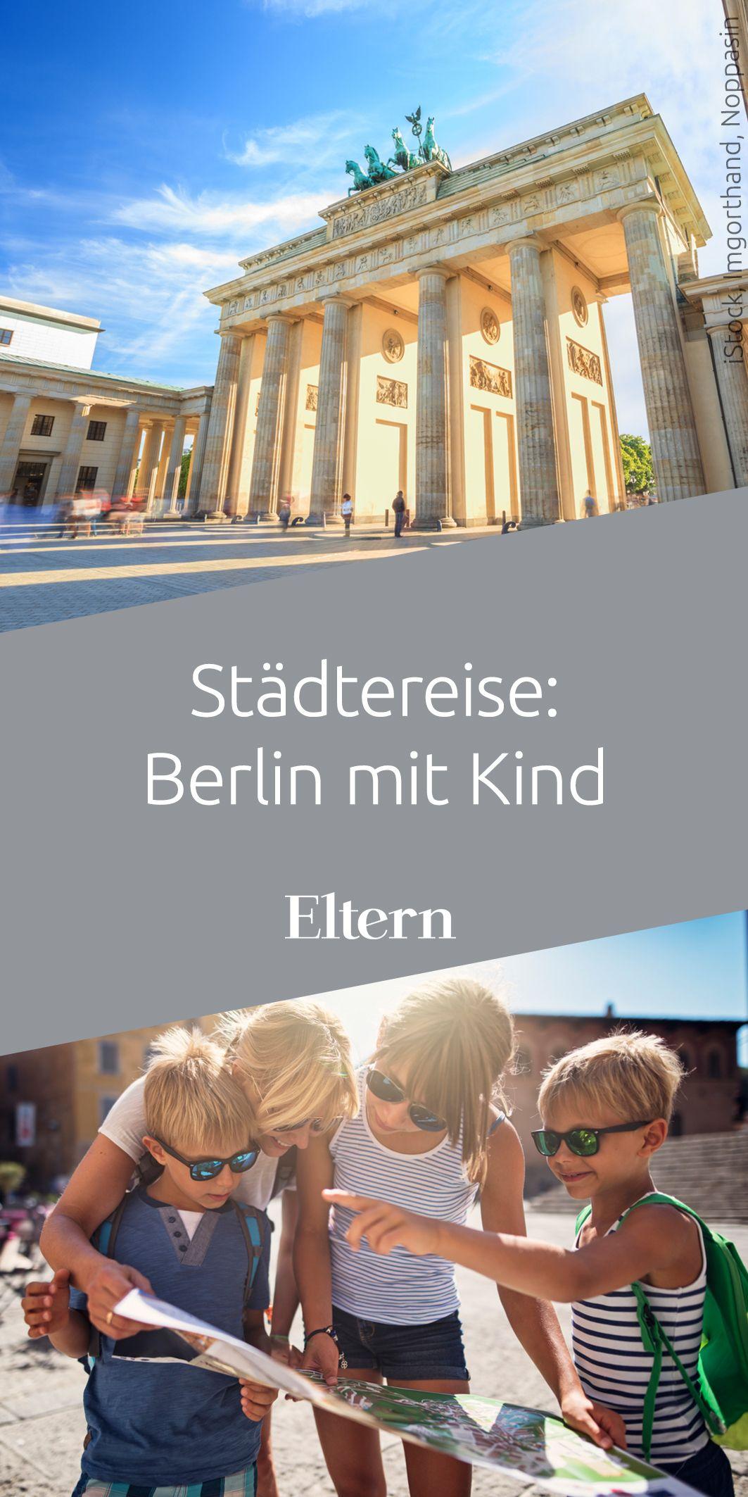 Berlin Singleurlaub ➔ Alleine reisen nach Berlin