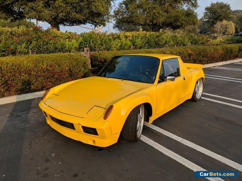 Car for Sale 1973 Porsche 914 GT
