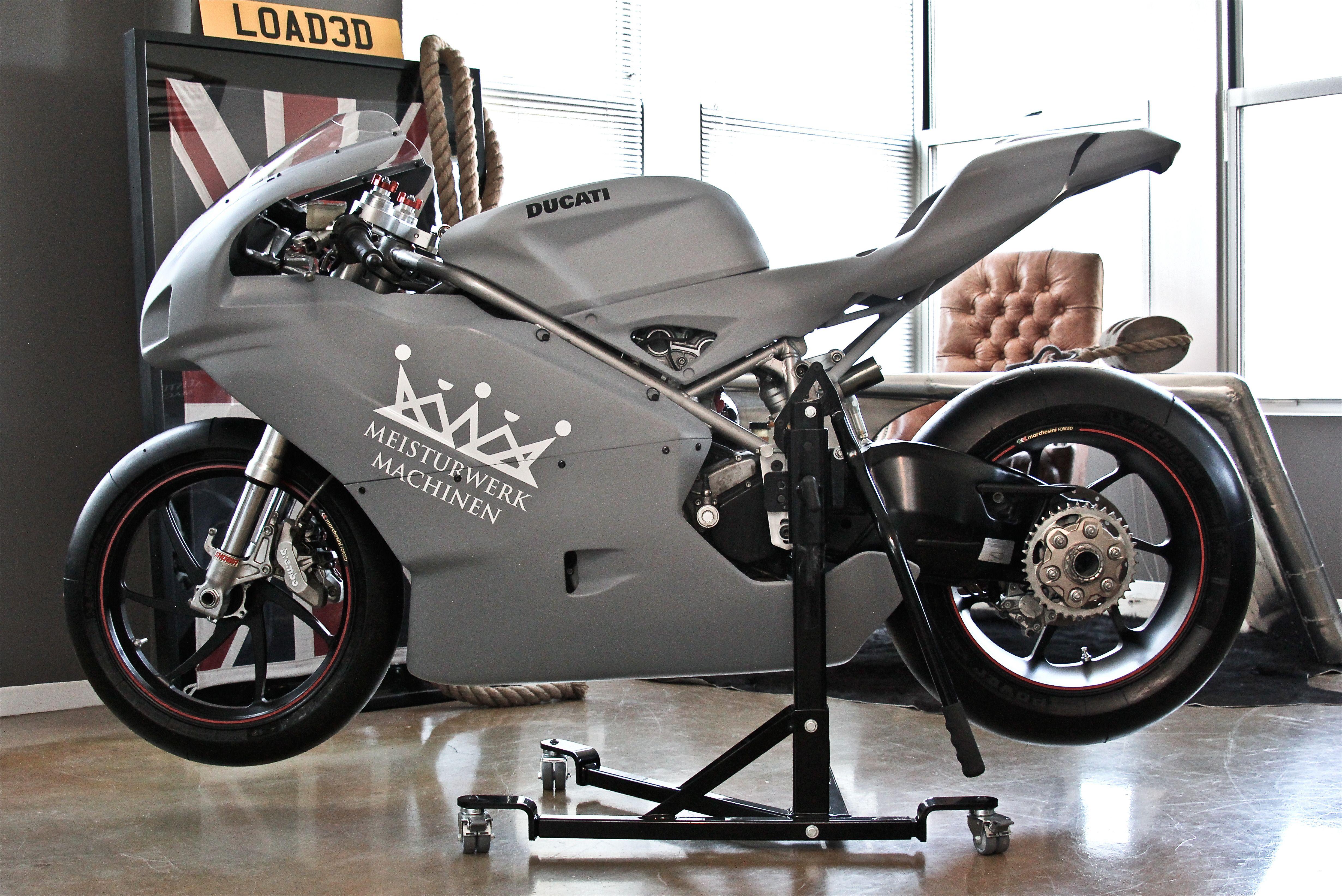 Meisturwerk Motorsports Ducati GP999