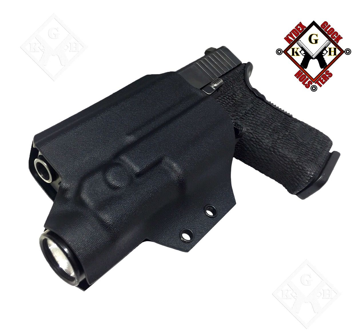 Safariland Glock 20, 21 with ITI M3, TLR-1, Insight XTI Procyon 6378 ALS  Concealment Paddle Holster (STX Black Finish), http://www.amazon.com/dp/B0…