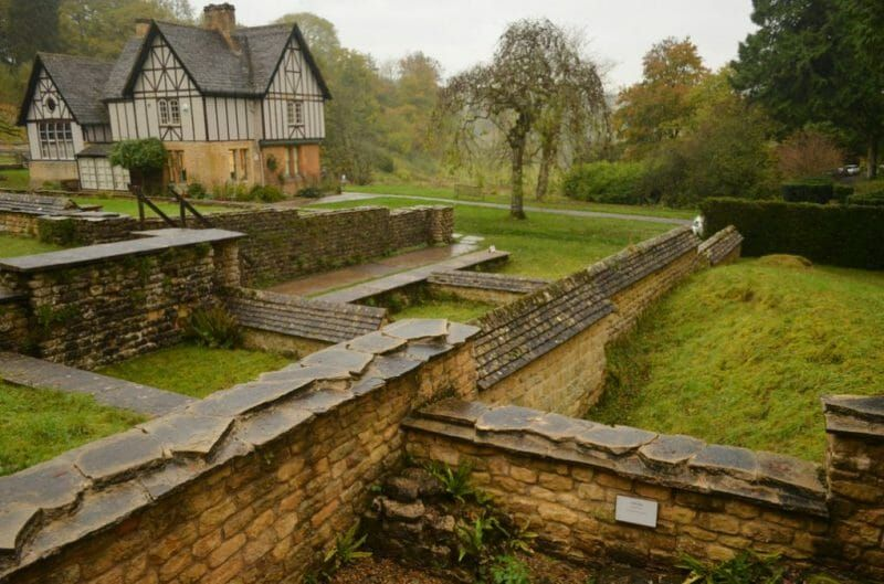 The Best 10 Roman Ruins Buildings In England Roman