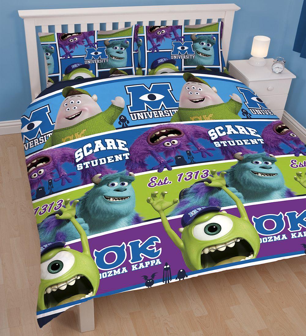 Monsters University Bedding Toddler