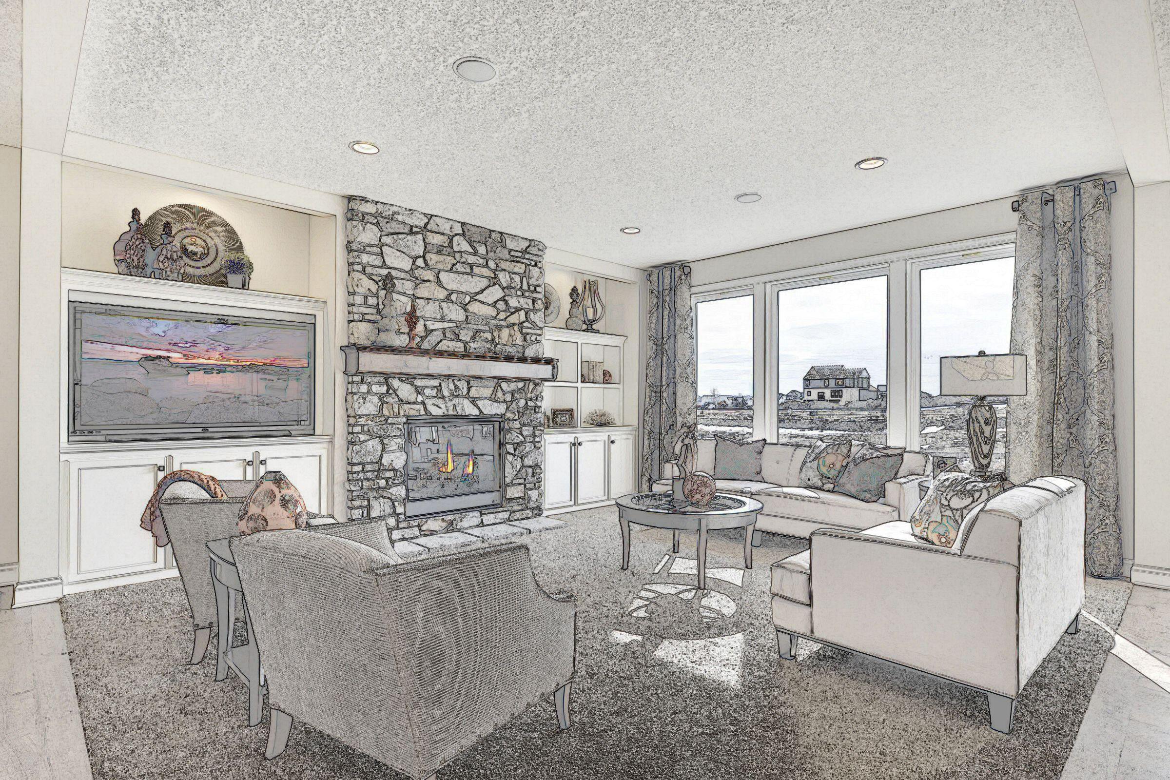 Die besten 17 Bilder zu Model Home Lake Vista Lane Champlin