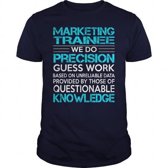Awesome Tee For Marketing Trainee T Shirts, Hoodie Sweatshirts