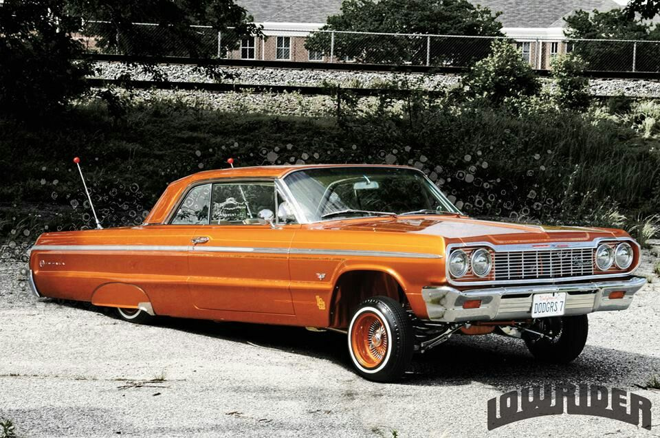 Pin by Willie Northside Og on Lowriders by Guillermo