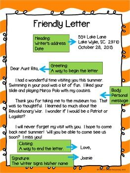 Personal Letter Closing Examples from i.pinimg.com