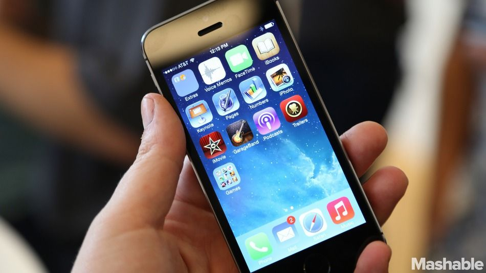 Apps Crash Twice As Often on iPhone 5S Compared to iPhone