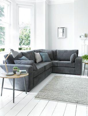 Argos Autumn Winter 16 Inspiration Guide Corner Sofa Living Room Living Room Furniture Layout Living Room Corner