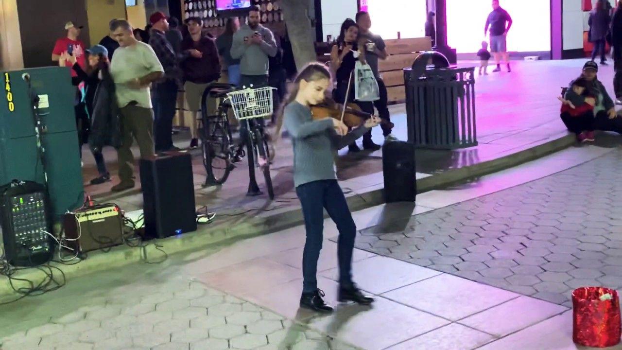 The Best Violin Street Performer Karolina Protsenko Faded Alan Walker Cool Violins Alan Walker Violin