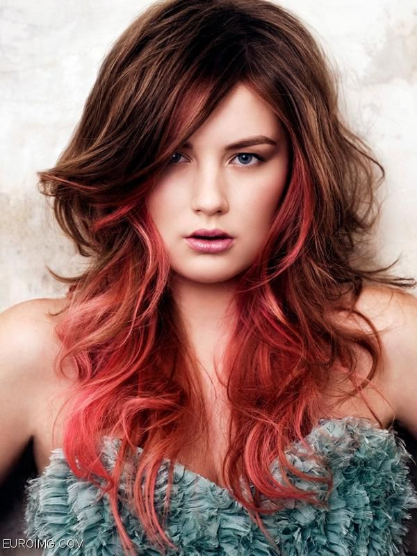 New Hair Color Trends For 2016 2017 Moda 2014 2015 Hair Color Trends