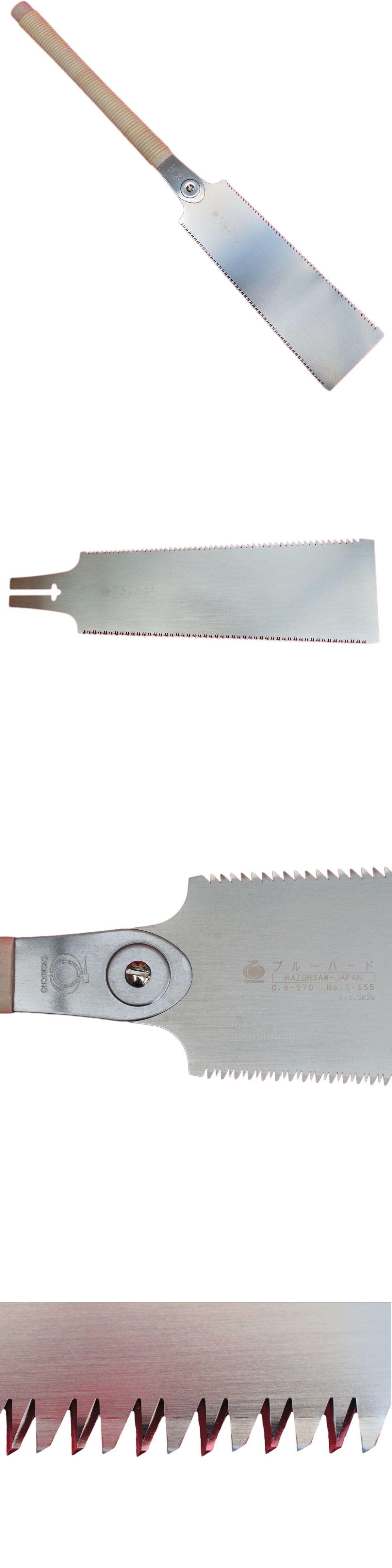 Kakuri Corporation GIKOU RYOBA SAW Cutting Tool 240mm Double Edge Made in Japan