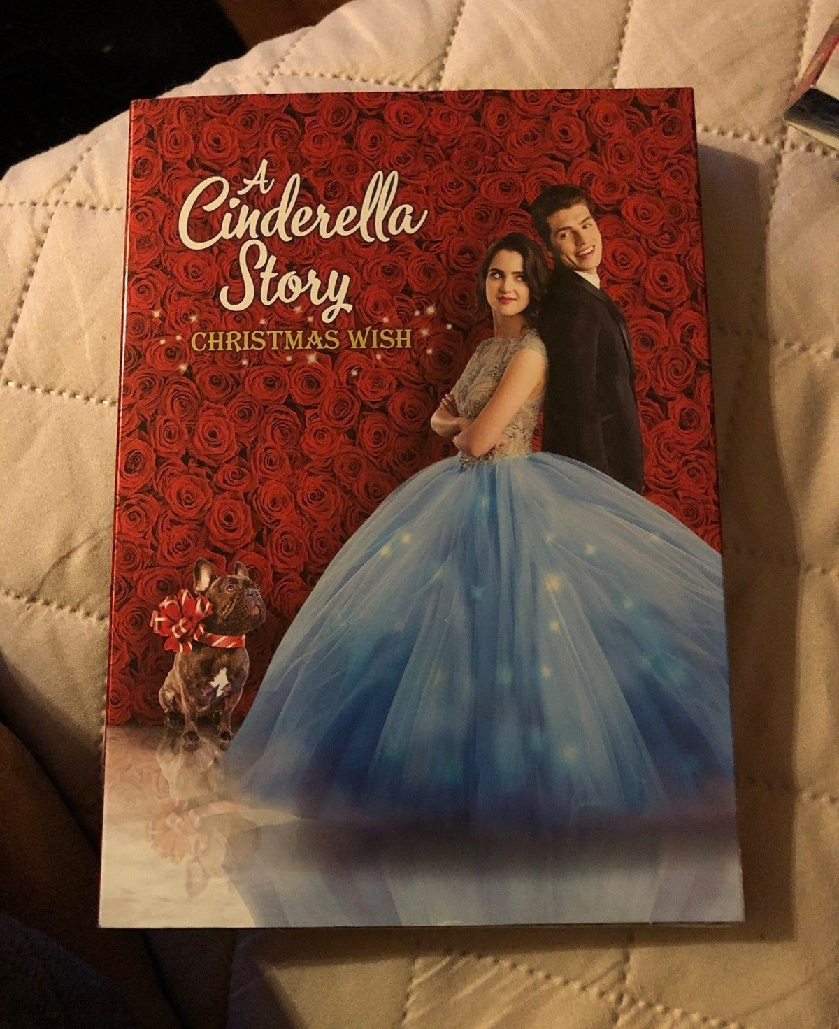 A Cinderella Story Christmas Wish Dvd A Cinderella Story Christmas Wishes Cinderella