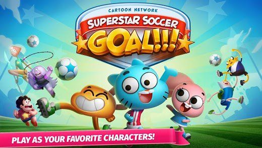 Cn Superstar Soccer Goal Is A 3d Game Sports Online Adventure You Need To Become A Soccer Superstar With Your Favorite Cartoon Network Soccer Goal Kids App