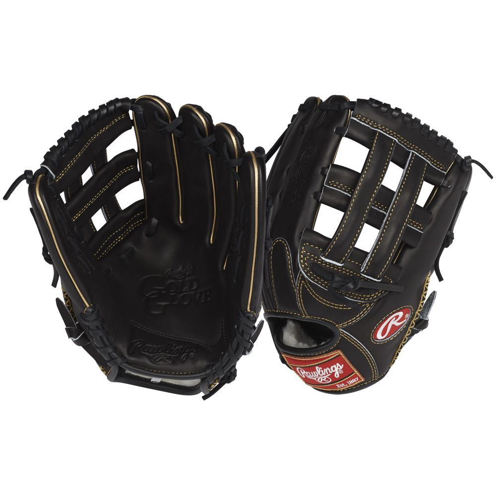 Rawlings Gold Glove Collection Opti Core Rg G1275h 12 75 Baseball Glove Baseball Glove Softball Gloves