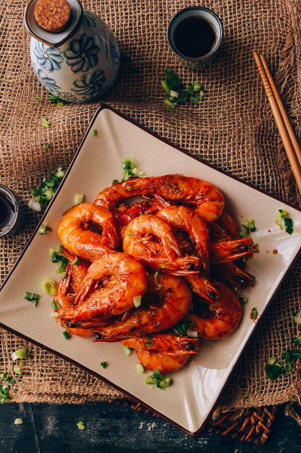 Shanghai Shrimp Stirfry You Bao Xia (油爆虾) Recipe
