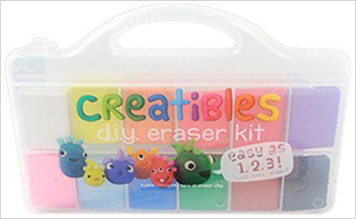 Creatibles DIY Erasers - Set of 12: Amazon.de: International Arrivals: Fremdsprachige Bücherhttp://amzn.to/2r14g4d