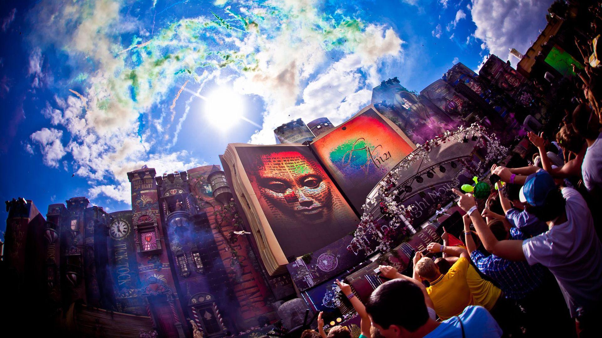Hardwell I Am Hardwell Music Dj Poster Wallpapers Hd: Tomorrowland Wallpaper #108006
