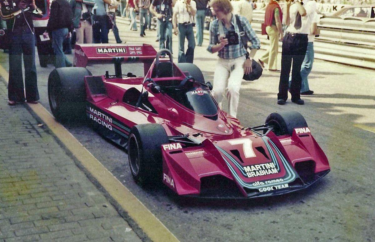 1977 Brabham BT45 Alfa Romeo