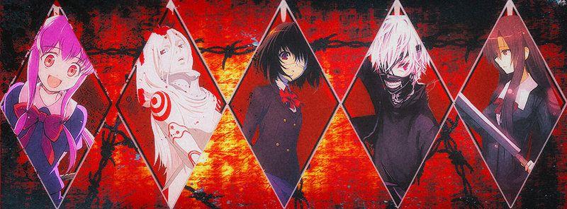 imagenes de gore anime - Buscar con Google