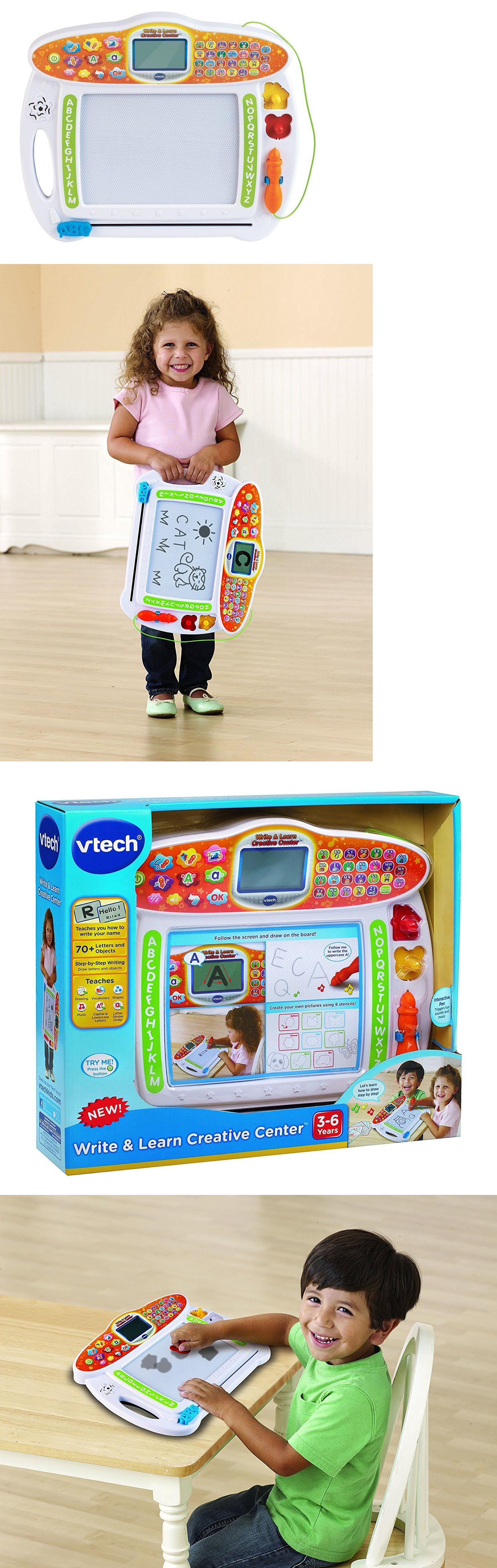 Kids toys images  Learning Systems  Write Learn Creative Center Vtech New