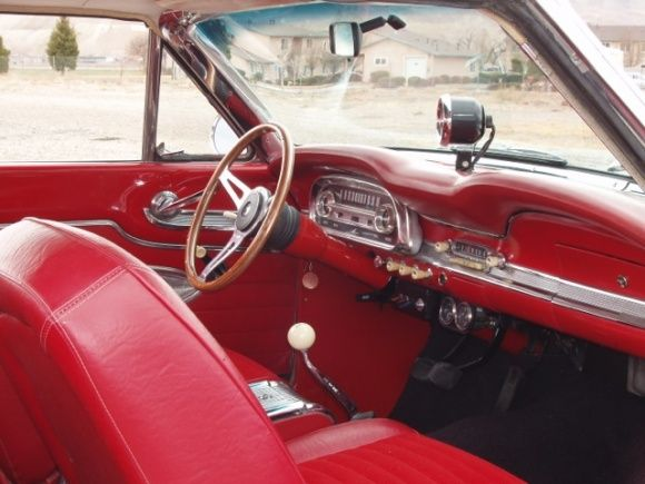 Bat Exclusive Monte Style 1963 Ford Falcon Sprint With Images