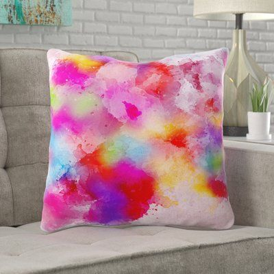 Wrought Studio Dawnview Throw Pillow Cover Material Synthetic Location Outdoor Throw Pillows Throw Pillow Covers Pillows