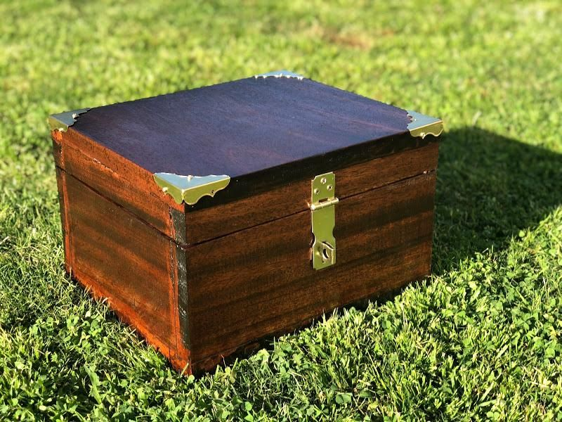 Simple Mahogany Box - My First Diy Woodworking Project : Woodworking Simple Mahogany Box - My First Diy Woodworking Project : Woodworking Woodworking reddit woodworking