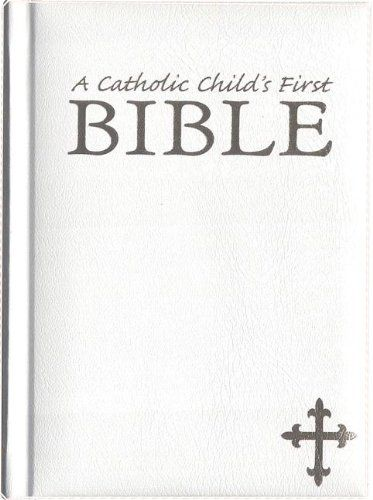 My First Bible-NRSV-Catholic Gift